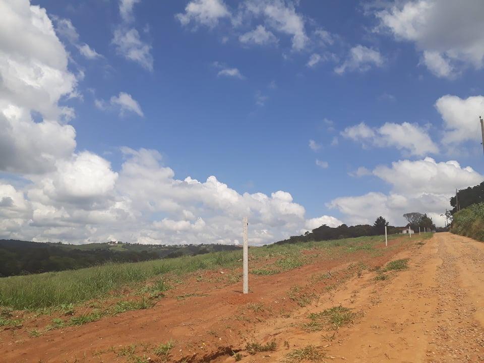 h 500m2 pronto para construir com infraestrutura 100%plano