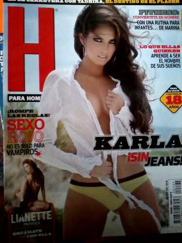 h extremo - karla jeans