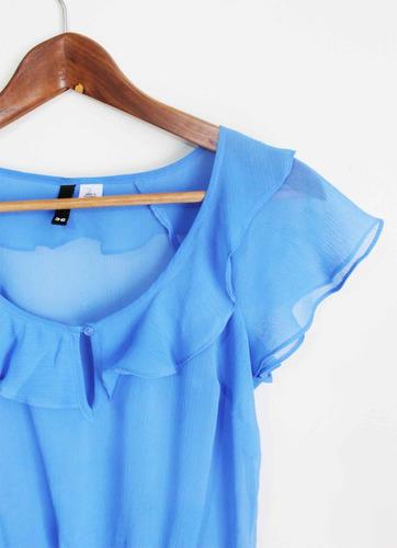 h & m, blusa talla 36