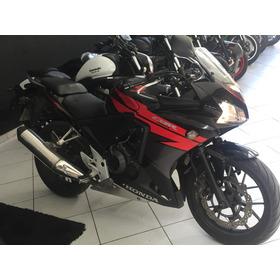 H O N D A    Cbr500r  Preta ( Traga Sua Moto )