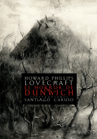 h. p. lovecraft el horror de dunwich / novela e-book