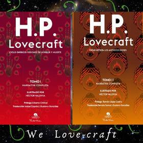 H P Lovecraft Narrativa Completa 2 Tomos
