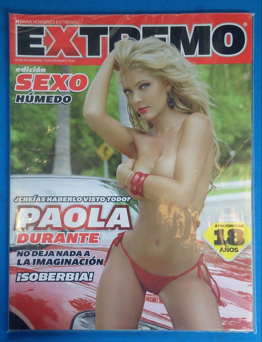 Ana Bekoa H Extremo revista h extremo octubre 2012