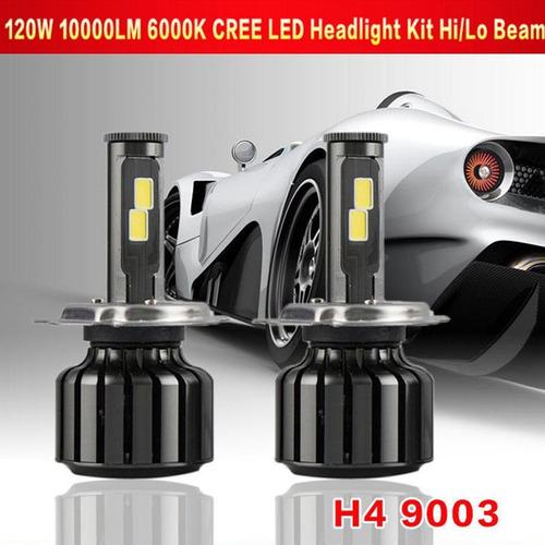 h11- led cree kit 120w 10000lm.