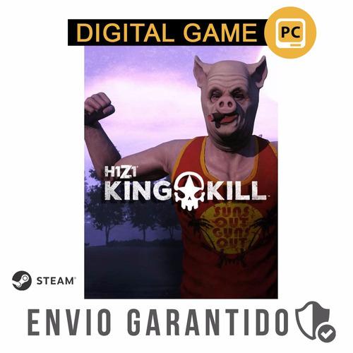 h1z1 king of the kill steam cd-key original pc garantido