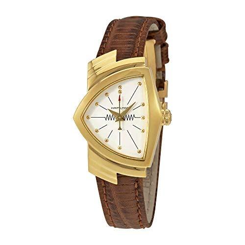 Ventura Mujer En H24101511 Hamilton Reloj Pvd Rosa Para Oro A5q3R4jL