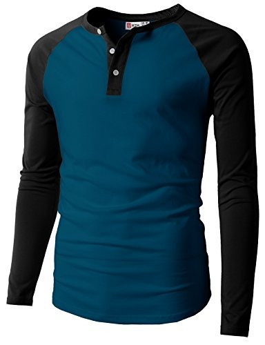 cf9394ec0e H2h Buzo Slim Fit Manga Larga Talla  M Azul Y Negro -   152.900 en Mercado  Libre