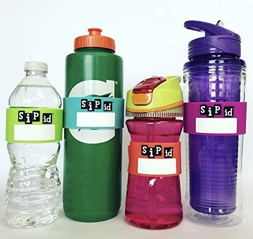 h2o pulseras de identificación: id de sip presenta paquete d