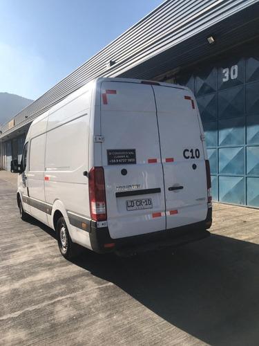 h350 solati cargo van a/c euro v 2019