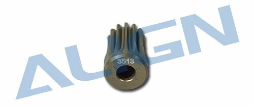 h45059 motor pinion gear 13t