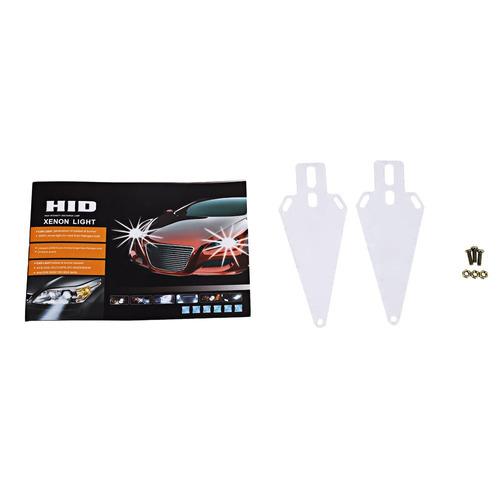 h8 / h9 / h11 faro xenón reemplazo bulbos lámparas 6000k