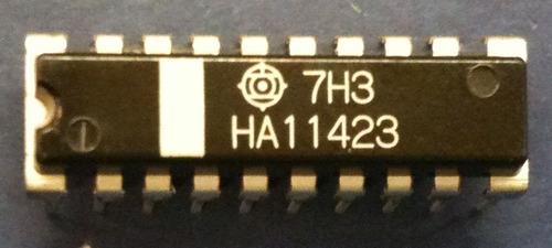 ha11423 ha 11423 color tv deflection signal processor dip