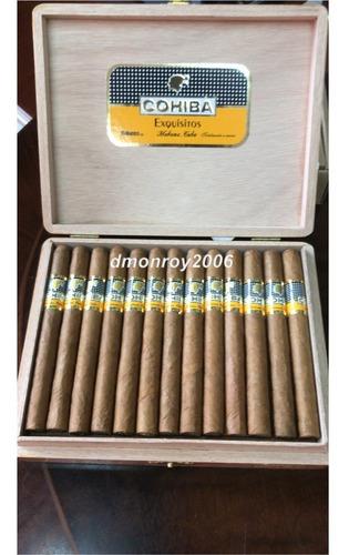 habano cohiba exquisitos unidad 100% original cubano