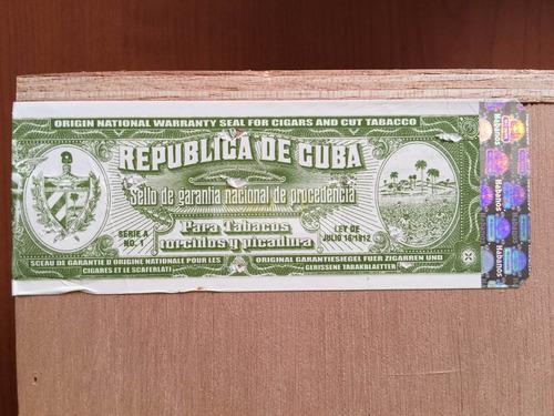 habano partagas serie d no 4 autenticos garantia club v