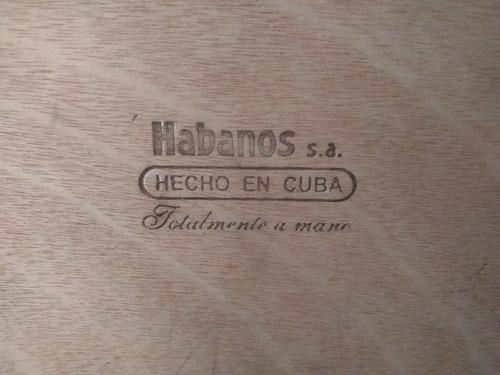 habanos cohibas