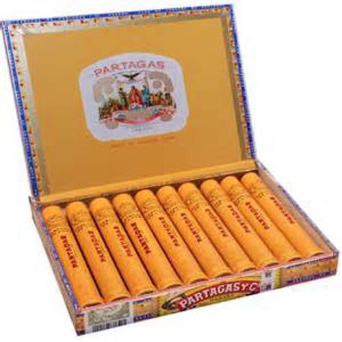 habanos corona juniors x5 partagas cubanos puros fumar