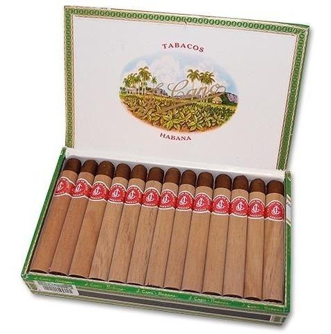 habanos  cubanos flor de cano petit corona x10 fumar habano