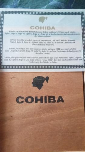 habanos cubanos originales. calidad excepcional
