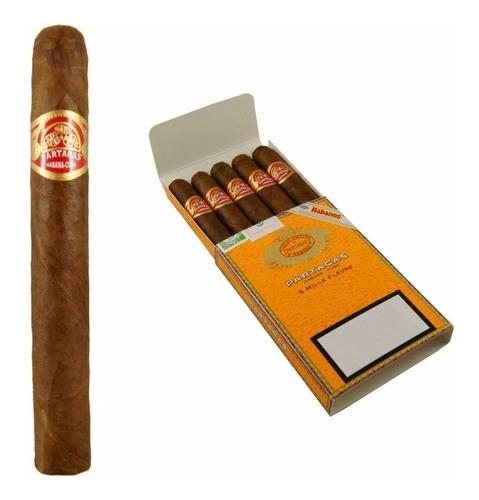 habanos mille fleur partagas cubanos puros fumar x1 habano