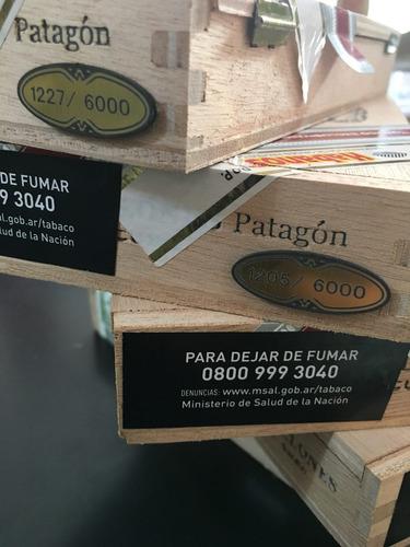 habanos patagon-edicion regional cono sur-envio gratis