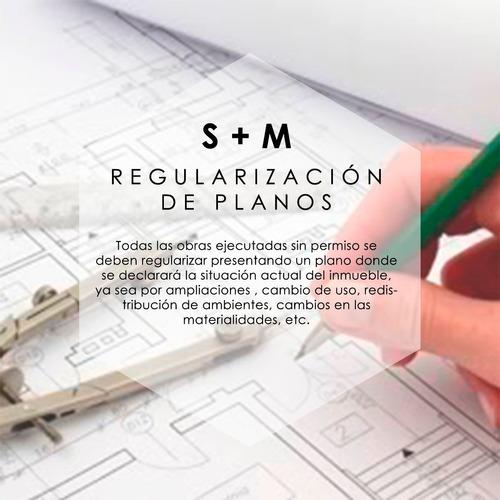 habilitaciones comerciales / tramites municipales / renders