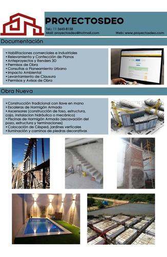 habilitaciones comerciales/industriales