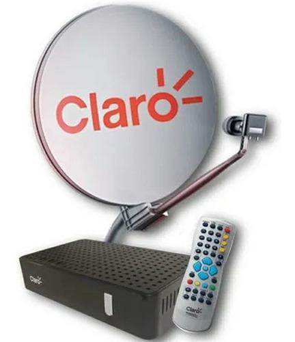 habilitação claro tv pre pago