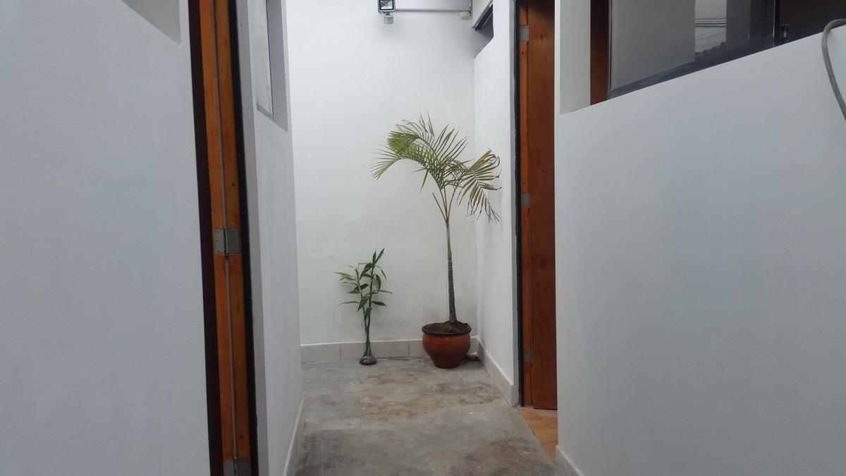habitacion 10 m2 450  incl luz agua caliente internet