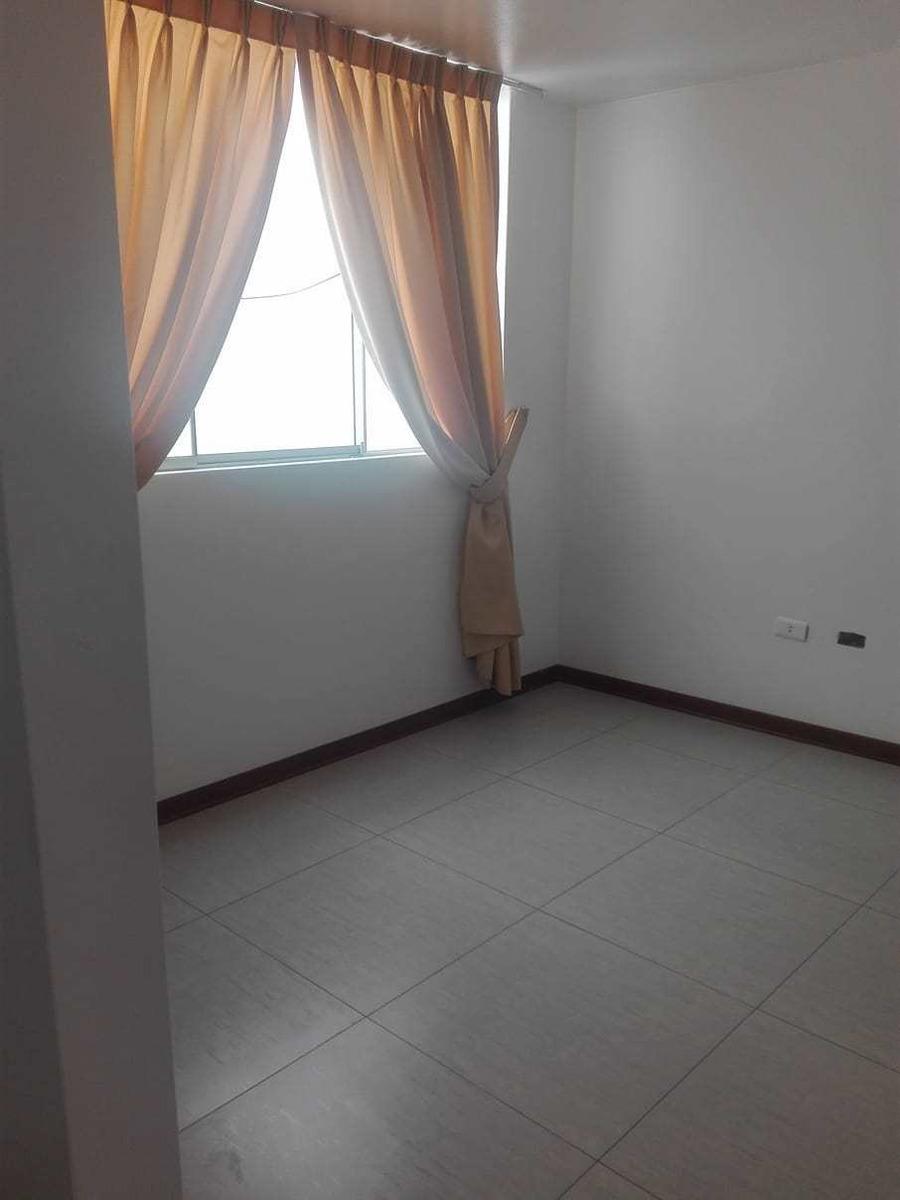 habitación amoblada señorita sola  cedros de villa - chorr