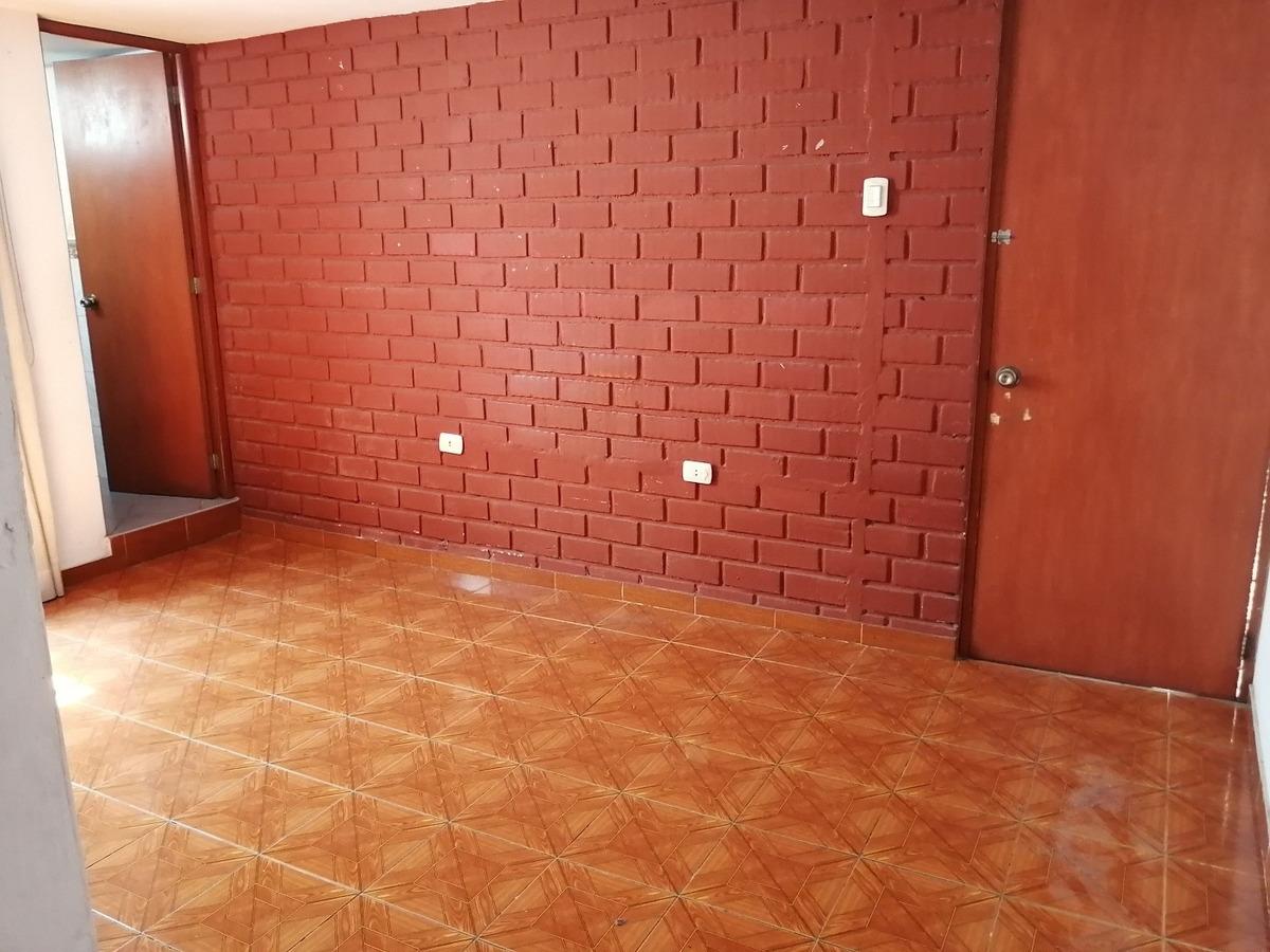 habitación amplia en san borja