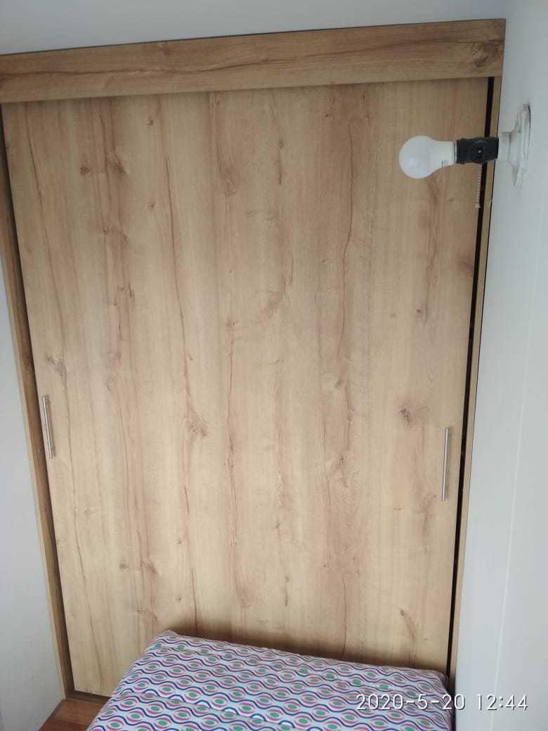 habitacion autonorte 166 baño compartido