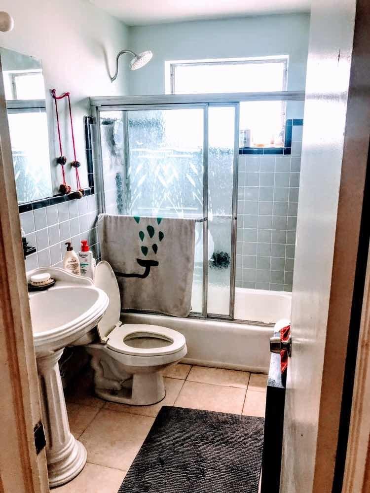 habitación baño privado