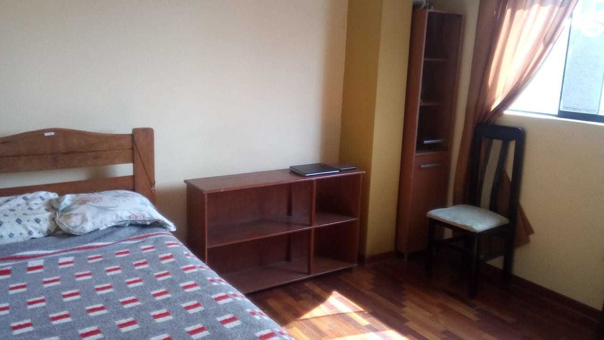 habitación cerca a plaza san miguel