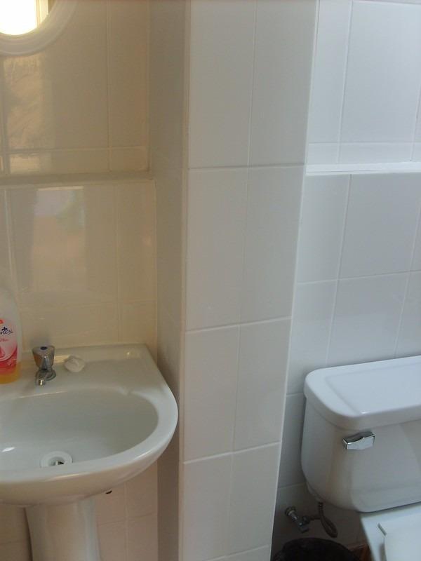 habitación con baño privado en la serena