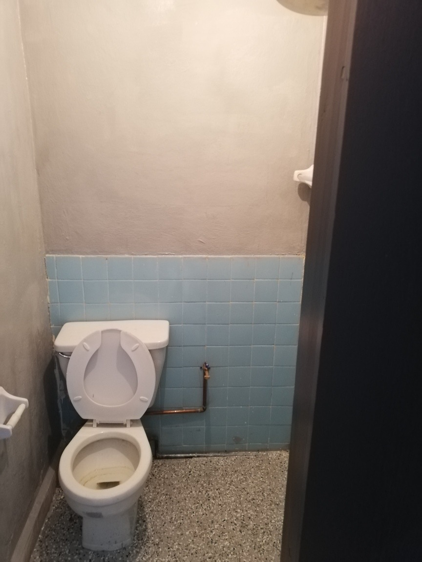 habitación con entrada independiente
