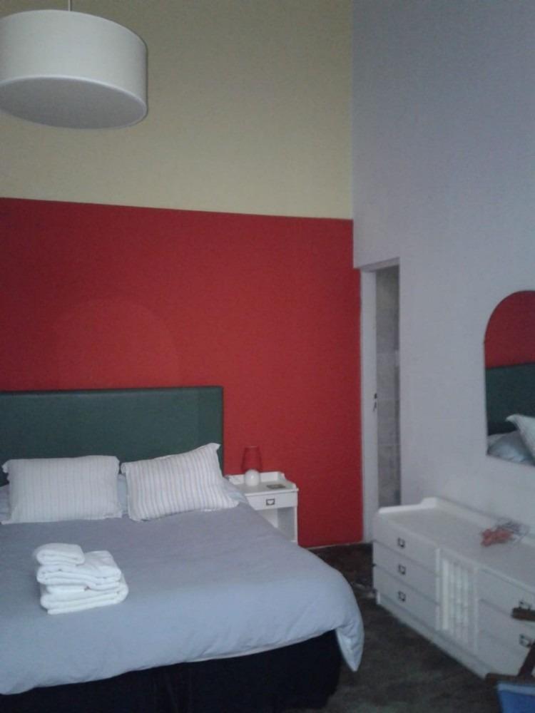 habitacion doble con baño privado