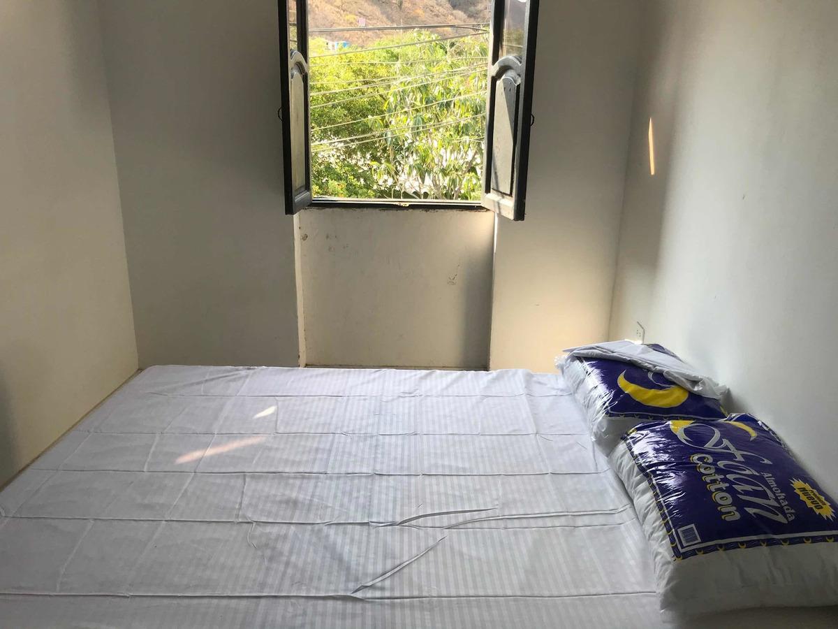 habitación doble en taganga