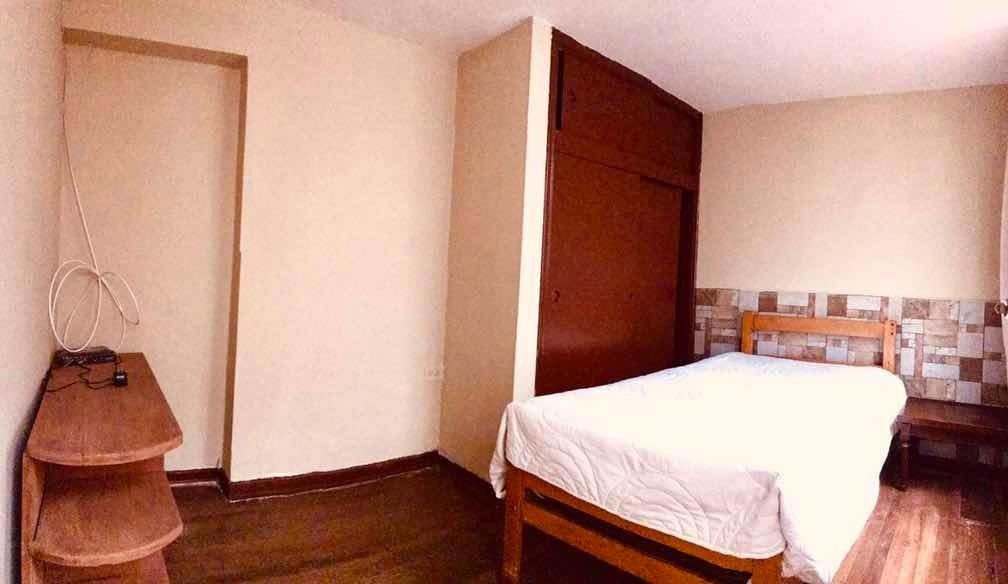 habitación en arriendo quinta paredes, servicios incluidos