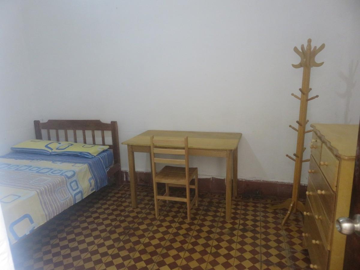 habitación en trujillo-centro cívico (amoblado)