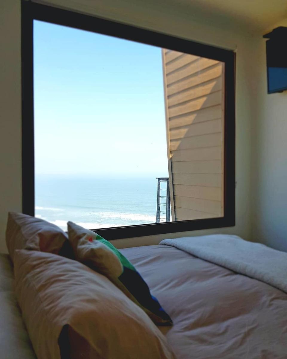 habitación para 2 @casalaspuyas vista al mar pupuya matanzas
