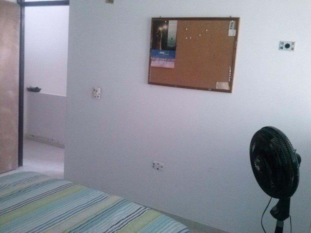 habitacion para una sola persona soledad altos de los robles