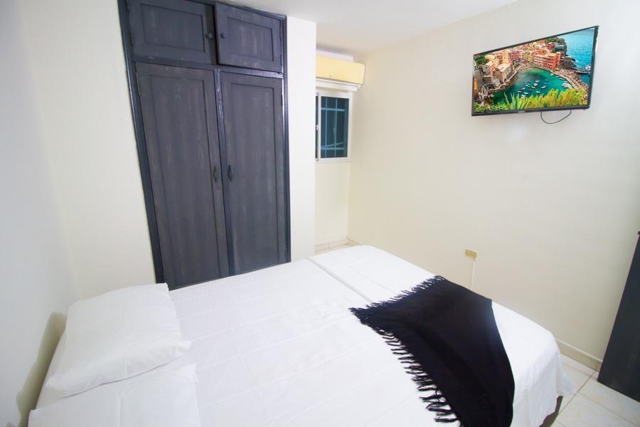 habitación y apartamentos por días en el rodadero¡-15% desc!