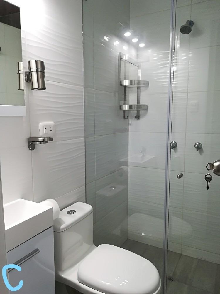habitaciones amoblada con baño privado en la calera surquilo