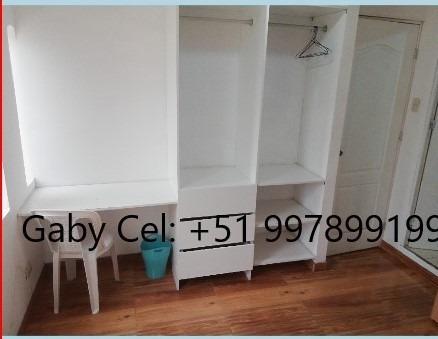 habitaciones  amobladas