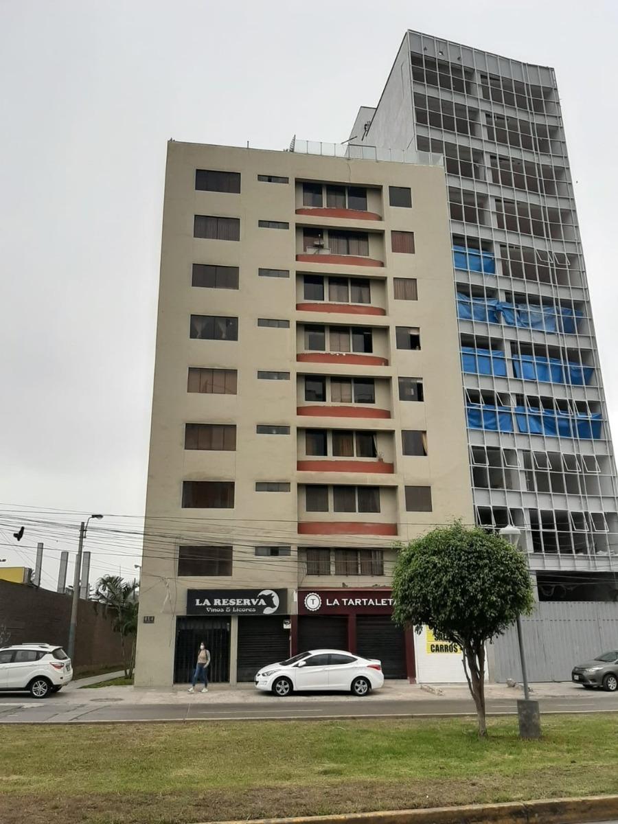habitaciones amobladas frente a plaza san miguel