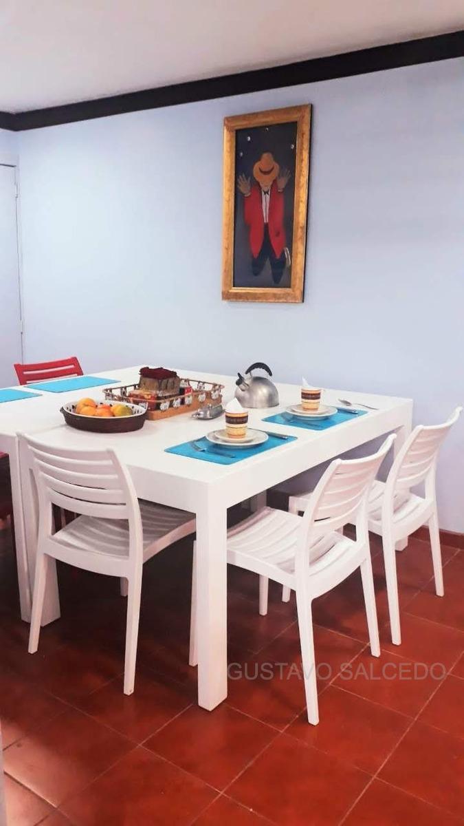 habitaciones amobladas privadas 18 m²