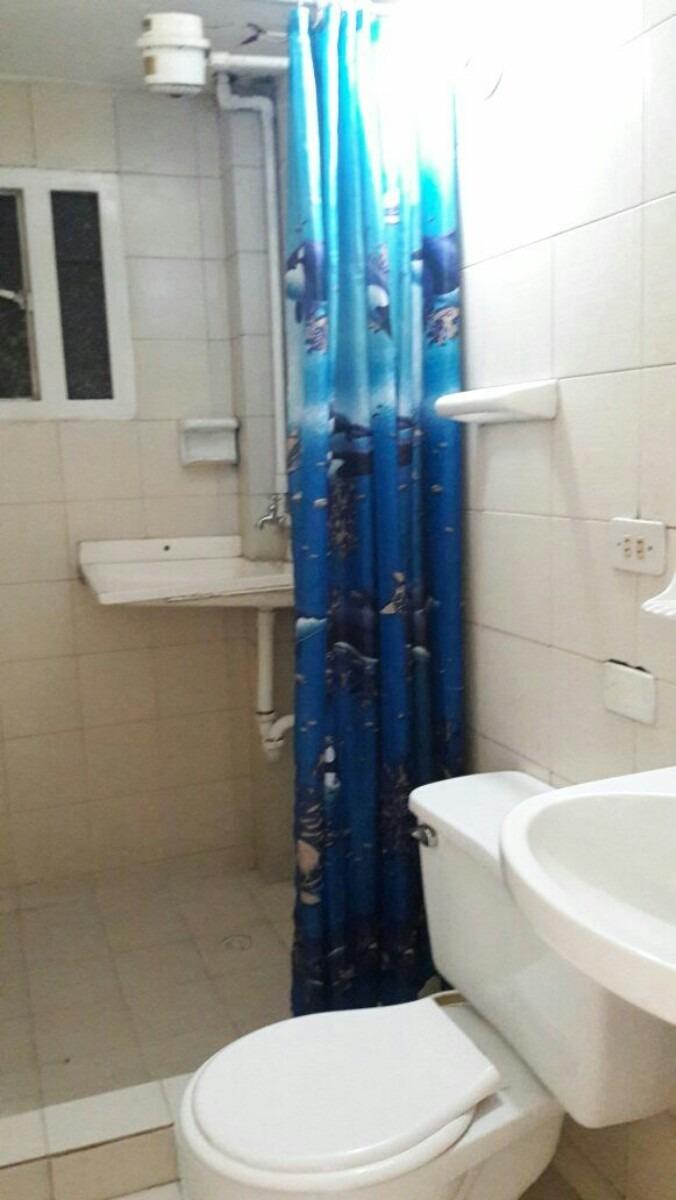 habitaciones amobladas,baño privado(ducha), wi-fi