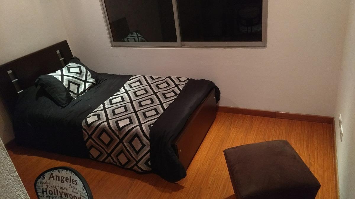 habitaciónes amueblada amplia iluminada estrato 4 o 3.