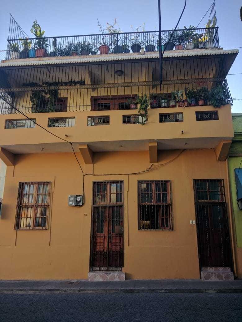 habitaciones amuebladas en la zona colonial