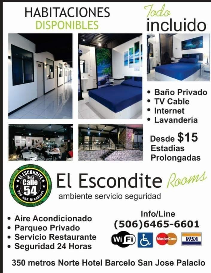 habitaciones disponibles excelente ubicacion